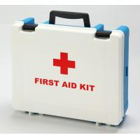 GJ-3032 High Quality PVC Home Emergency First Aid Box / Kits For Workplace, Industrial