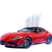 China 1.52*15m/30m/600m Anti-yellow paint protection clear bra film for car on sale