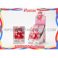 China Sugar Less Vitamin C Bag Packaging Pressed Candy Customized Hard Candy wholesale