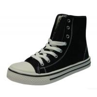 China Men Canvas Injection Shoes on sale
