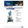 China Diamond saw blade hammering cutter head machine , diamond tool, diamond cutter wholesale