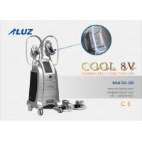 China Continual Cryotherapy Cryolipolysis Vacuum Machine For Weight Loss wholesale