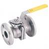 China flanged ball valve(2pc) wholesale