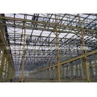 China Prefab Steel Workshop Metal Structure Buildings European Standard By Light Steel Frame wholesale