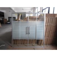 China Jordan shower screens, Jordan Aqaba Amman Hot Selling Shower Screen Glass 6mm for Hotel Projects on sale