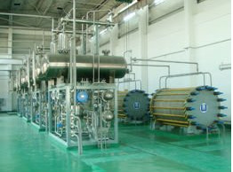 Quality Professional Large Hydrogen Generation Plant 99.999% 80m3/h for sale