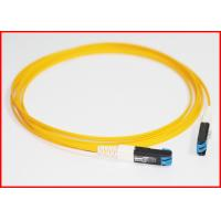 China 3M Volition VF45 Single Mode Fiber Patch Cables With Plug To Socket wholesale