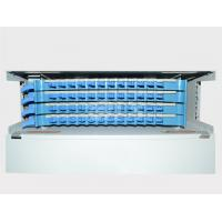 China Sc Simplex Type 48 Ports Fiber Optic Odf Distribution Frame Stainless Steel ABS wholesale