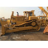 China CAT D7H Second Hand Bulldozers With Ripper ,Year 2012 Earth Moving Equipment  wholesale