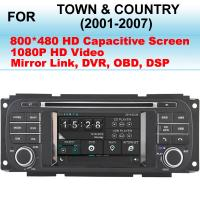 China 2001 - 2007 Chrysler Town And Country DVD Player In Dash GPS Stereo CT1D-D8836C wholesale