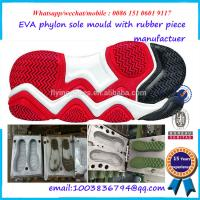 China Sports Shoes Outsole Mold CNC Grinding Customized Color And Size wholesale