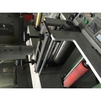 China 7color 320 two units(4+3) Label ci flexo printing machine self-adhesive sticker/label to mould die cutter wholesale