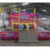 China Theme Parks Breakdance Amusement Ride Mini Tagada Disco 9.5kw Power 8p Capacity wholesale