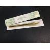 Golden Luxury Disposable Eyebrow Microblading Pen 30G Micropigmentation Hand Tool