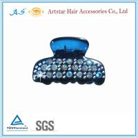 China Artstar girls mini crystal hair claws wholesale wholesale