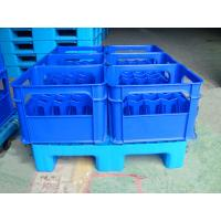 China Wholesale Plastic Beer Bottle Cases Beer Boxes wholesale