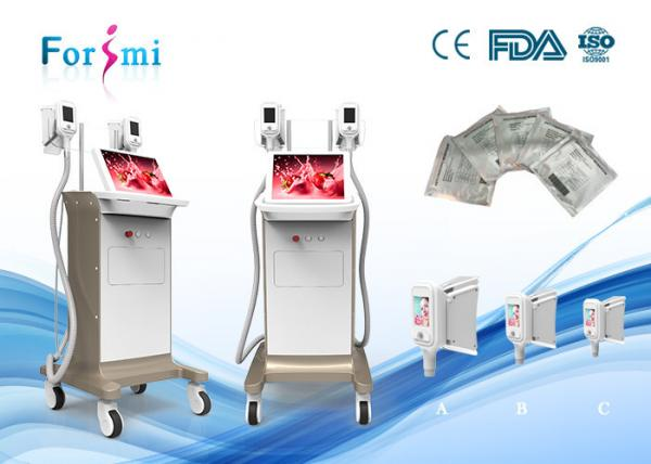 Quality non surgical tummy tuck 1800 W Cryolipolysis Slimming Machine FMC-I Fat Freezing Machine for sale
