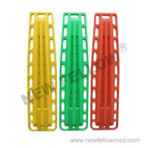 Buy cheap Polyethylene Material Spine Board backboard Stretcher / ambulance stretcher from wholesalers