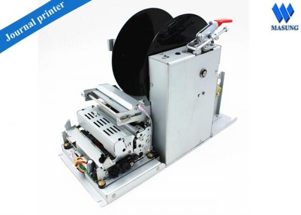 Quality Integrated 76mm Dot Matrix Journal Printer With Auto Re - Winder For Auto Machine for sale