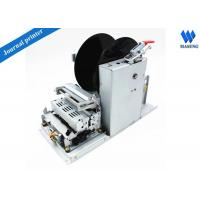 China Integrated 76mm Dot Matrix Journal Printer With Auto Re - Winder For Auto Machine wholesale
