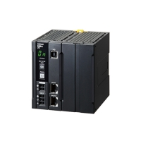 China Omron S8BA Uninterruptible power supply S8BA-24D24D480LF with an industrial DIN Rail on sale