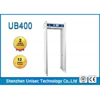 Buy cheap 99 Sensitivity Level Door Frame Metal Detector Easy Assembly AC 85V - 264V from wholesalers