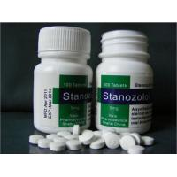 China Stanozolol 10mg / Tabs Legal Anabolic Steroids Tablet With GMP Certification wholesale