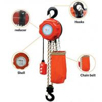 China Long Service Life 2 Ton Electric Chain Hoist 3 M/Min Lifting Speed CE Approved wholesale
