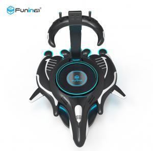 China 220V SGS 360 Degree Vibrating 9D VR Simulator With Earthquake wholesale