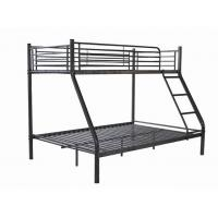 China Triple Bunk Bed,Twin/Full Bunk Bed, Twin Full Metal Bunk Bed For Kids wholesale