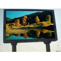 China Outdoor Full Color P6 Bright Led Display Screen SMD2727 wholesale