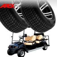 China Golf Cart Tire for Star EV Vehicle for 205/50-10, 215/35-12, 215/50-12, 20.5x8-10, 23x8.5-12 wholesale