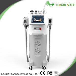 China Cryolipolysis 5 cryo handle simultaneously cryolipolysis body contouring machine wholesale