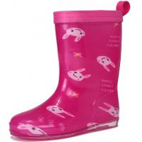 China Attractive Flat Casual Rain Boots Shoes For Women wholesale