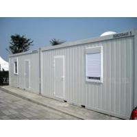 Buy cheap Steel Structure Shipping Container House (C-H 131) from wholesalers