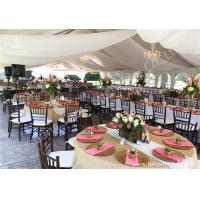 China Hot Dip Galvanized Steel 15x20M Party Event Tents For 250 People wholesale