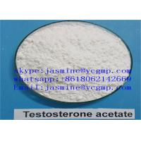China Pó branco esteroide do acetato da testosterona dos esteroides anabólicos do Cas 1045-69-8 wholesale
