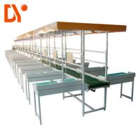 Automatic Assembly Line Workbench DY149 , Simple Operation Production Line Table