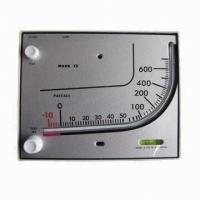China Molded Plastic Manometer, Suitable for Air Filter Gauge on sale