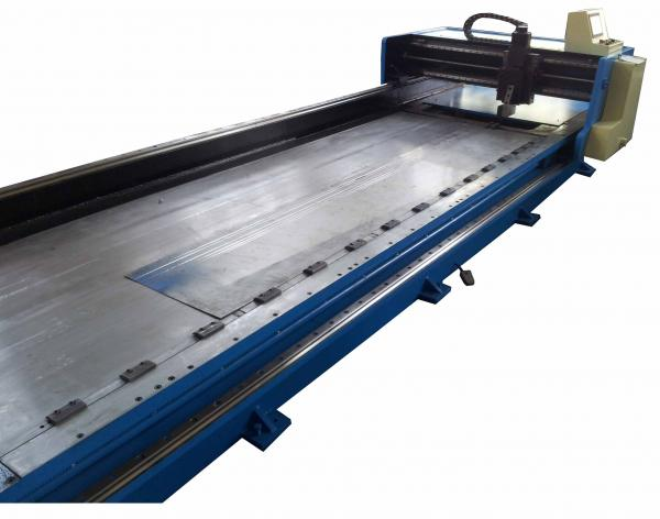 Quality High efficiency CNC V-Grooving Machine / sheet metal Notching Machine for Decoration industrial for sale