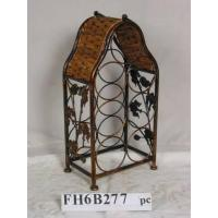 China Rattan & Iron Beer Holders,Wine Racks on sale