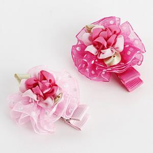 China latest hair ornament crystal hair clip, hair pin, hair barette wholesale