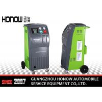 China Plastic And Iron Car Refrigerant Recovery Machine / Automotive AC Machines Refrigerant Recovery Systems wholesale