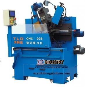 China CNC Circular saw blade grinder (Top&Face Angle Saw blade Sharpener) wholesale