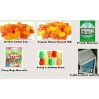 Fruit Vegetable Gummi Candy (PECTIN, FRUIT AND VEGETABLE POWDER BLEND, SUGAR FREE)