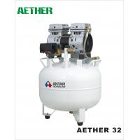 White color ,550W oilless aire compresor AETHER 32 with GSE motor