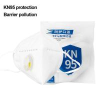 China Reusable Kn95 Surgical Mask Hospital Face Masks Anti Infection With Valved on sale