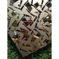 China stainless steel mirror decorative sheets foshan supplier OEM ODM