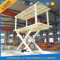 China Small home lift ever eternal car lift used car lifts , automated car parking system wholesale