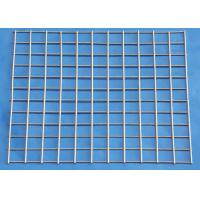 China 1 . 0 mm Diameter Industrial Wire Mesh Grid Reinforcement For Concrete Slab on sale